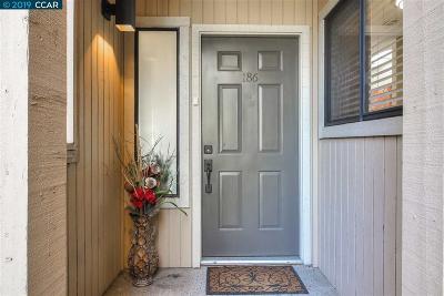 San Ramon Condo/Townhouse Pending Show For Backups: 186 Copper Ridge Rd