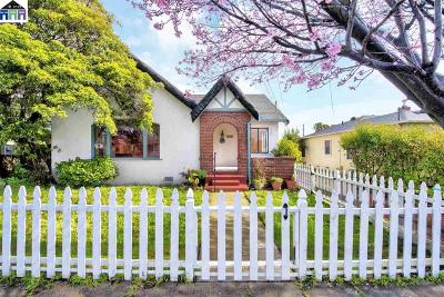 Richmond Single Family Home Sold: 664 31st Street