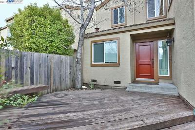Hayward Single Family Home Pending Show For Backups: 2732 Gamble Ct