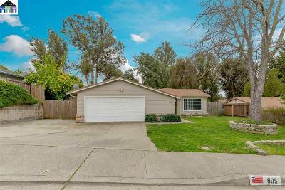 Rodeo Single Family Home Price Change: 905 Seascape Cir