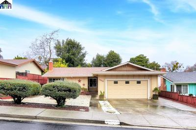 Pinole Single Family Home For Sale: 1326 Bay View Farm Rd