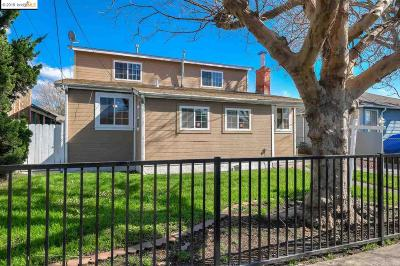 Oakland Single Family Home For Sale: 588 El Paseo Dr