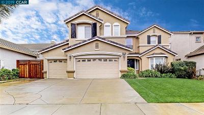 Discovery Bay Single Family Home Pending Show For Backups: 2107 Bridgeport Loop