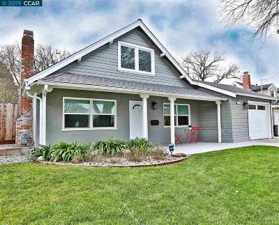 Concord Single Family Home Pending Show For Backups: 4136 Cobblestone Dr