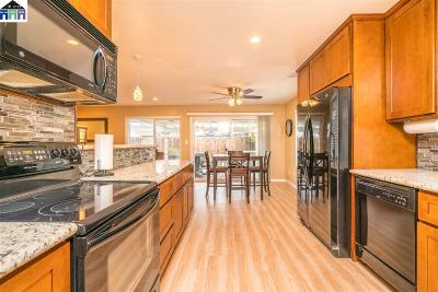 Tracy CA Single Family Home Pending Show For Backups: $429,950