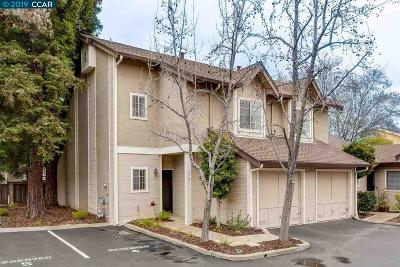 Pleasanton Condo/Townhouse For Sale: 278 Birch Creek Dr