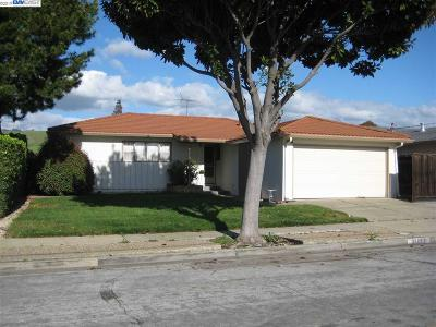Hayward Single Family Home Active-Short Sale: 31272 Carroll Ave