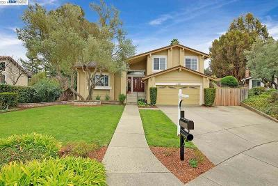 San Ramon Single Family Home For Sale: 608 Bali Ct