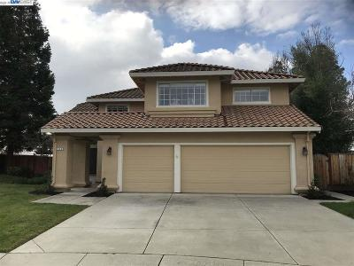 Livermore Single Family Home Pending Show For Backups: 558 Roma Ct