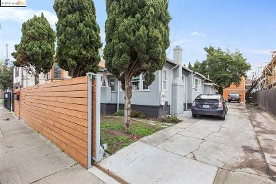 Multi Family Home For Sale: 3130 Union St