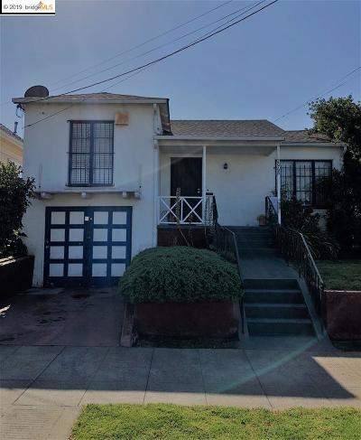 Oakland Single Family Home For Sale: 2068 85th Ave