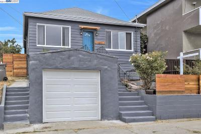 Oakland Single Family Home For Sale: 2037 36th Ave
