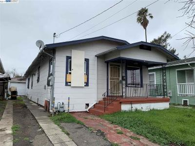 Oakland Single Family Home Sold: 2251 87th Ave