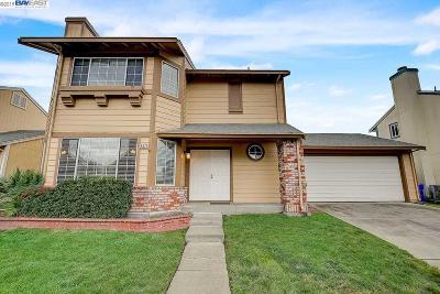 Oakley Single Family Home For Sale: 5377 Sunrise Meadows Ln