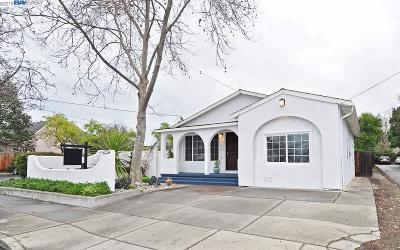 Pleasanton Single Family Home For Sale: 4340 Railroad Ave
