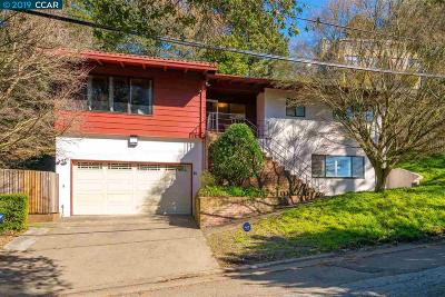 Berkeley Single Family Home For Sale: 11 Hill Rd