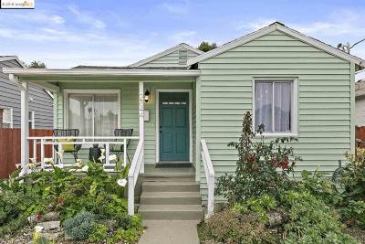 Richmond Single Family Home Pending: 2844 Humphrey Ave