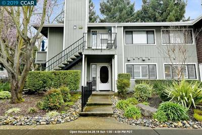 San Ramon Condo/Townhouse For Sale: 104 Compton Cir. #B