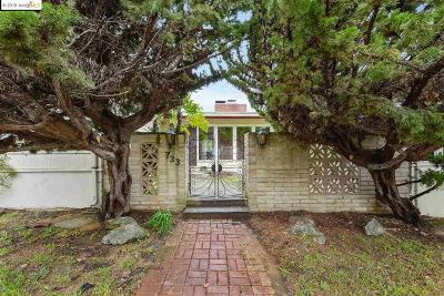 Richmond Single Family Home Pending: 733 36th St