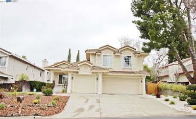 Danville Single Family Home Price Change: 411 Gold Lake Ct