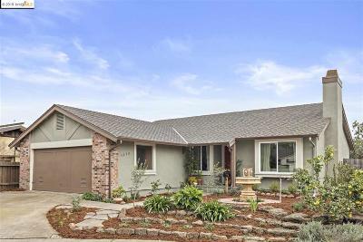 El Cerrito Single Family Home Pending: 5230 Gordon Ave