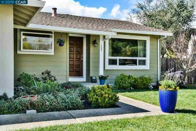 Single Family Home Back On Market: 127 Adams Pl