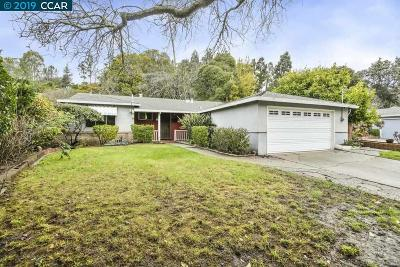Pinole Single Family Home Pending: 2651 Doidge Ave