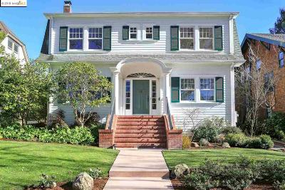 Berkeley Single Family Home For Sale: 1015 Mariposa Ave