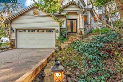 Orinda Single Family Home For Sale: 42 Oak Road