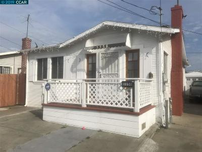 Oakland Single Family Home For Sale: 1158 58th Ave