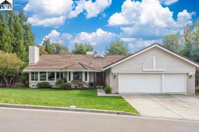 San Ramon Single Family Home For Sale: 41 Plymouth Ct
