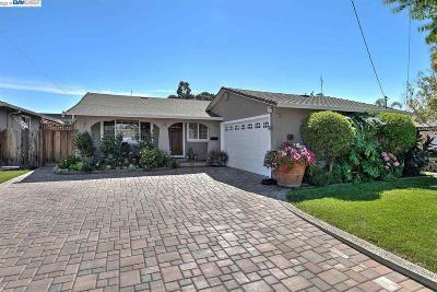Fremont Single Family Home For Sale: 35907 Cabral Dr