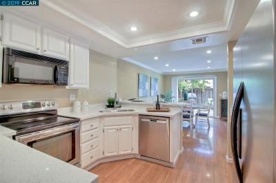 Pleasanton Condo/Townhouse For Sale: 1757 Magnolia Cir