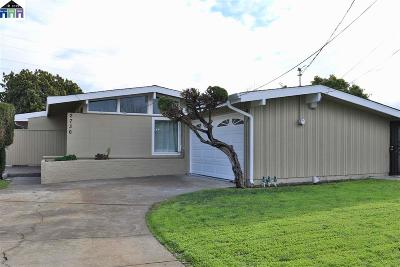 Hayward Single Family Home Back On Market: 2736 Sleepy Hollow Ave