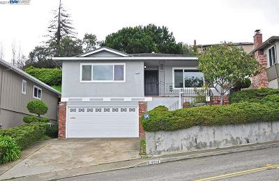 San Leandro Single Family Home Pending Show For Backups: 16518 Toledo St