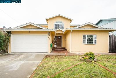 Fremont Single Family Home For Sale: 4475 Amador Rd