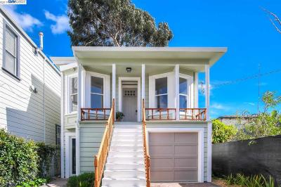 Oakland Single Family Home For Sale: 1020 Willow St