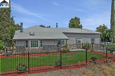 Lodi Single Family Home Pending Show For Backups: 1907 E Eight Mile Rd