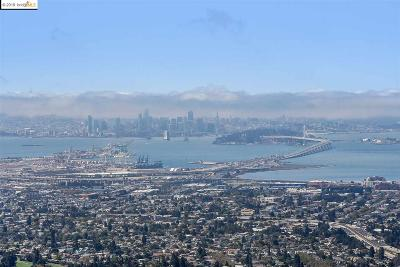 Oakland Residential Lots & Land For Sale: 5810 Skyline