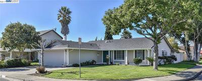 Union City Single Family Home For Sale: 3139 San Rafael Way