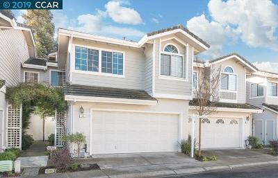 Danville, San Ramon Condo/Townhouse For Sale: 15 Bramblewood Ct