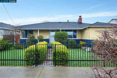 Richmond Single Family Home New: 2027 Coalinga Ave