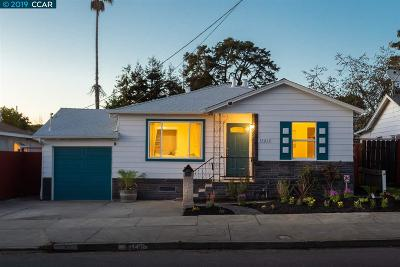 Richmond Single Family Home For Sale: 5521 Solano Ave