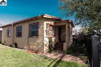 Oakland Single Family Home For Sale: 1437 77th Ave