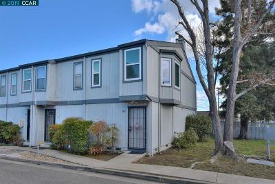 Martinez Condo/Townhouse For Sale: 3911 Pacheco Blvd