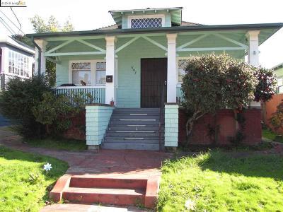 Oakland Multi Family Home For Sale: 665 63rd Street