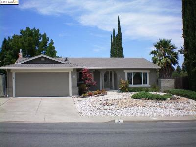 Contra Costa County Rental For Rent: 24 Kingswood Dr