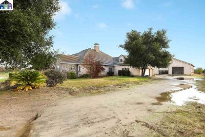 Escalon Single Family Home For Sale: 19659 Sexton