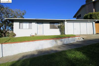 Richmond Single Family Home Pending: 696 Yuba