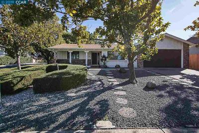 Pleasant Hill Single Family Home New: 540 Monti Cir